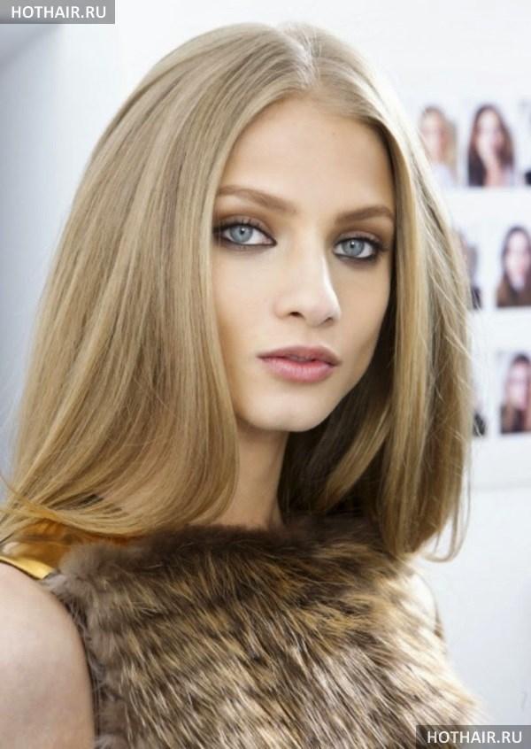 Русый цвет волос: темный, средне русый, светло русый