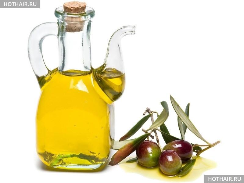 Маска от выпадения волос с оливковым маслом и лимоном thumbnail