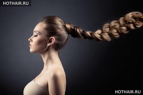 Как быстро растут волосы на голове у женщин?