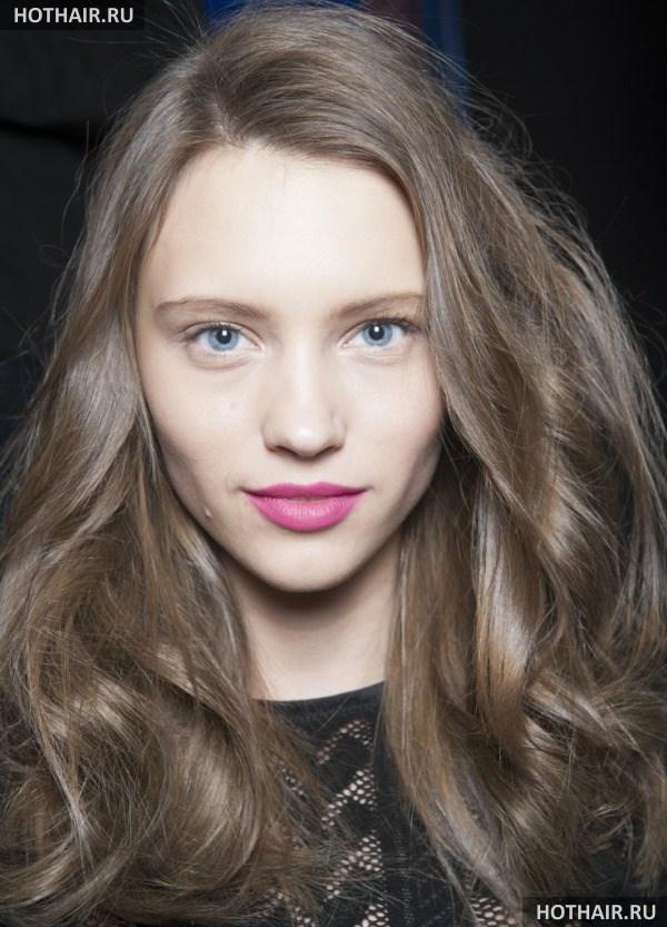 модные оттенки русого цвета волос