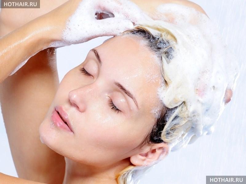 выпадают волосы при мытье