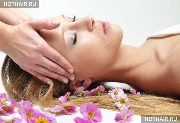 Аллергическая реакция кожи головы