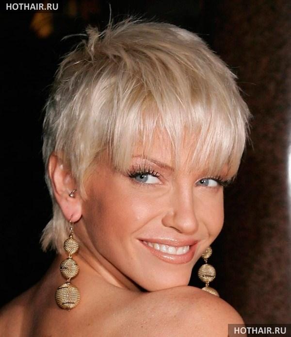 стрижки на короткие волосы для женщин за 50